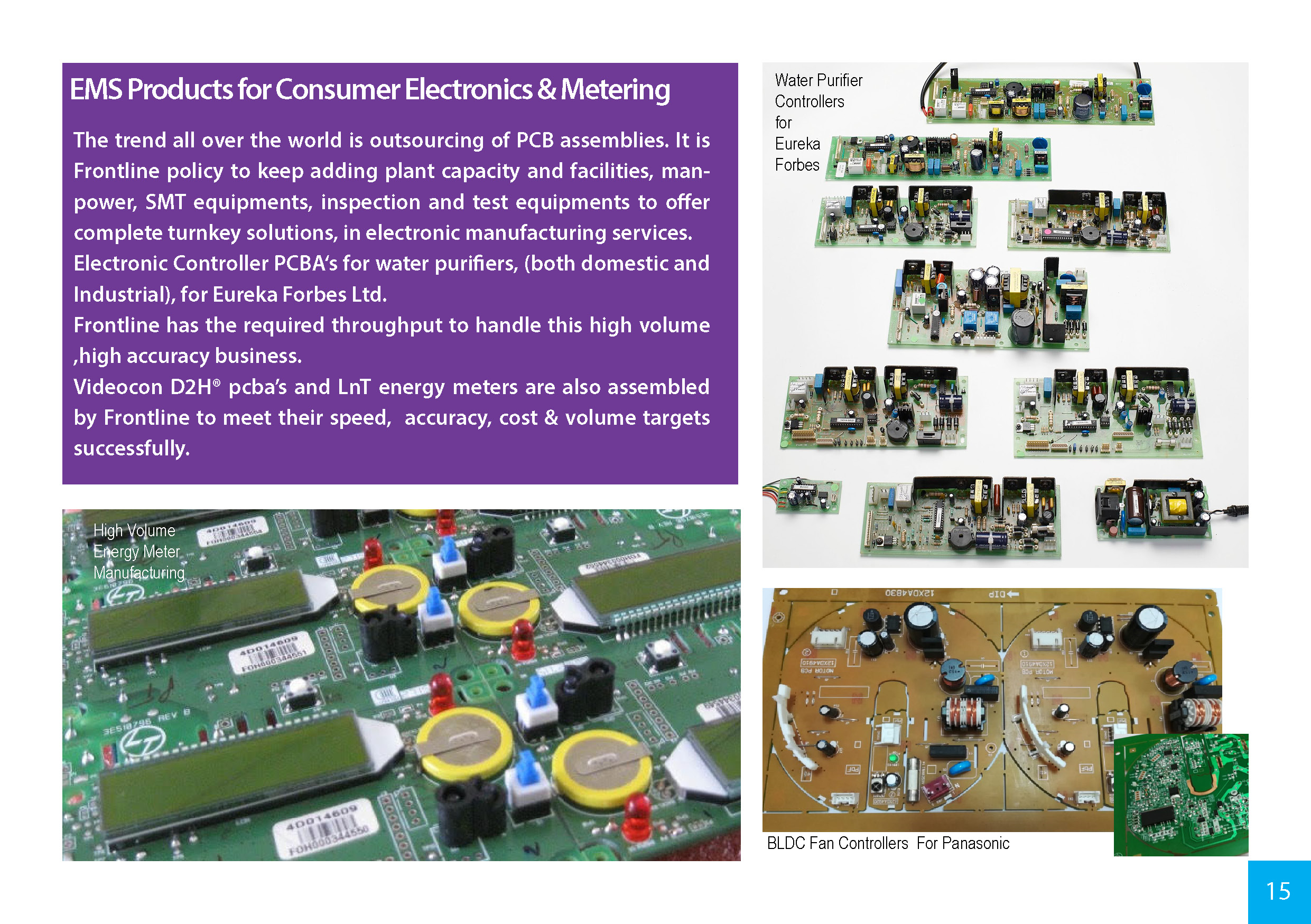 Frontline Electronics Electronic Circuit Design Pune Download Company Brochure